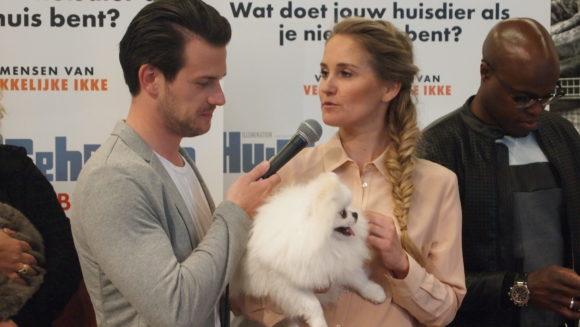 Huisdierengeheimen bn presentatie Nlstemmencast peggy Vrijens Gidget