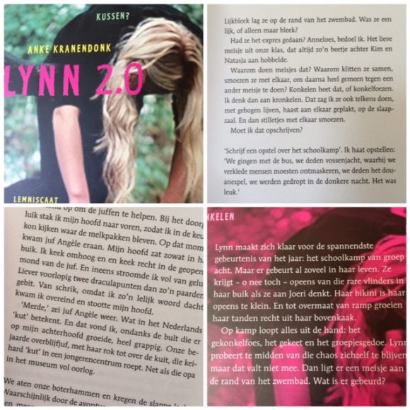 Lynn 2.0 cover en tekst