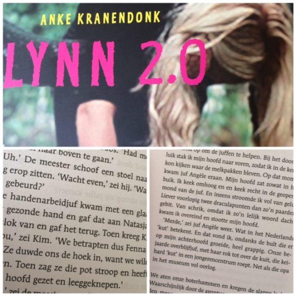 Lynn 2.0 tekst en cover