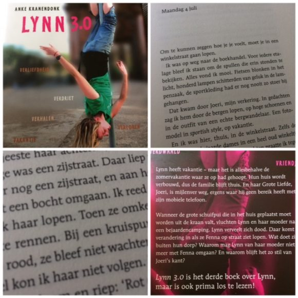 Lynn 3.0 voor achter en tekst
