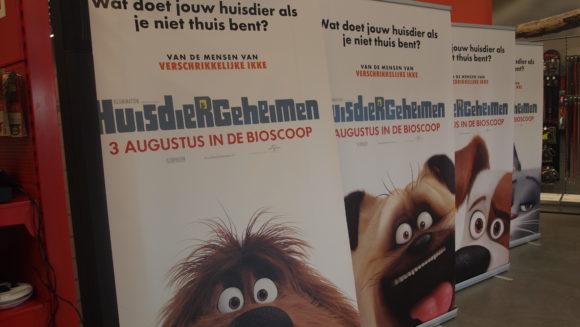 huisdierengeheimen presentatie NL stemmencast karakters