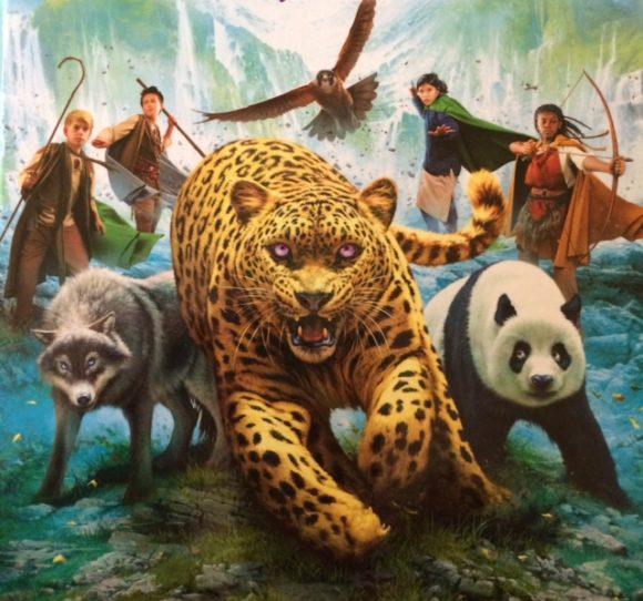 Spirit Animals 1 - cover afbeelding
