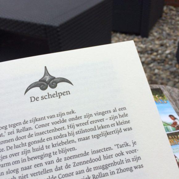 Spirit Animals 5 - boek buiten lezen