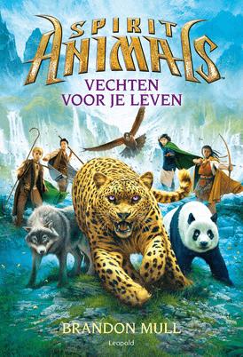 cover Spirit Animals 1