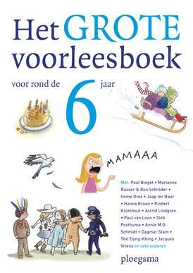 cover vhet grote voorleesboek zes jaar