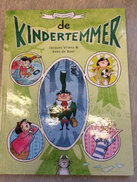 De Kindertemmer_cover