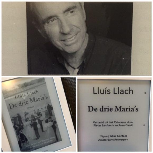 De drie maria's - auteur en cover