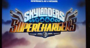 Skylanders - openingsscherm