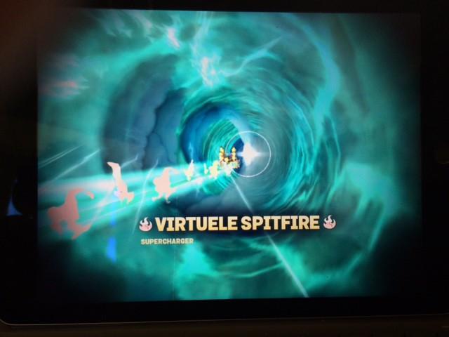 Skylanders - virtuele spitfire