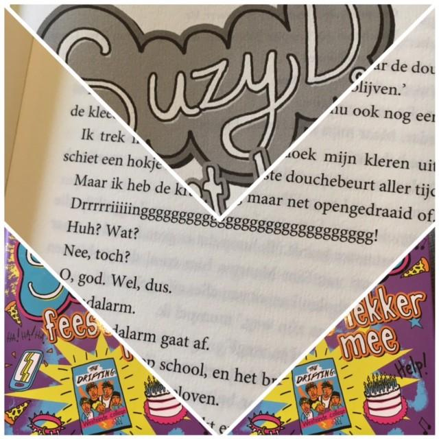 Suzy D. feest lekker mee - tekst met cover