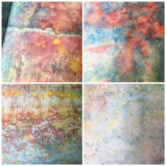 Iris Grace - verschillende schilderijen