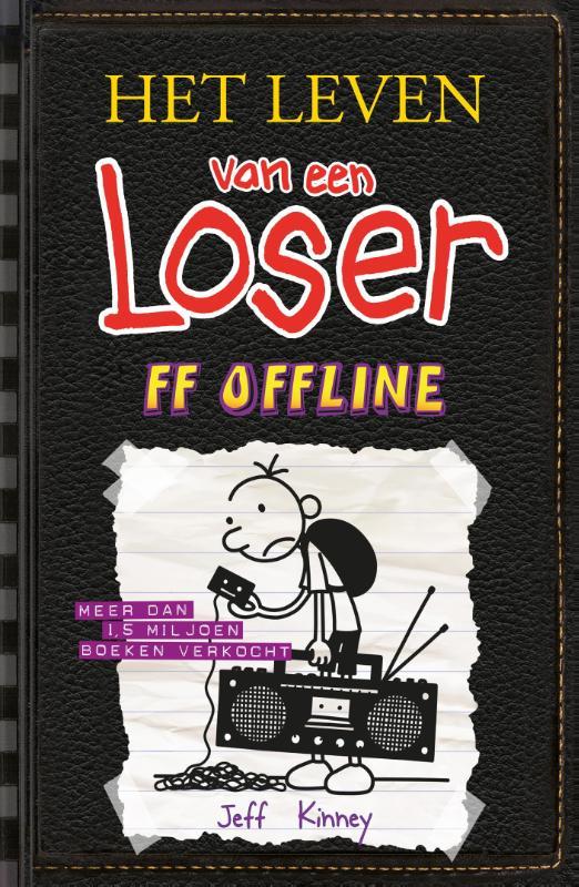 cover leven van een loser 10