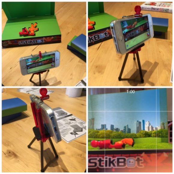 stikbot-opstelling