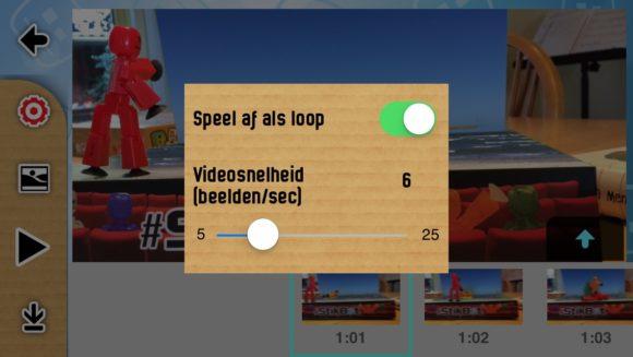 stikbot-screenshot-snelheid-kiezen