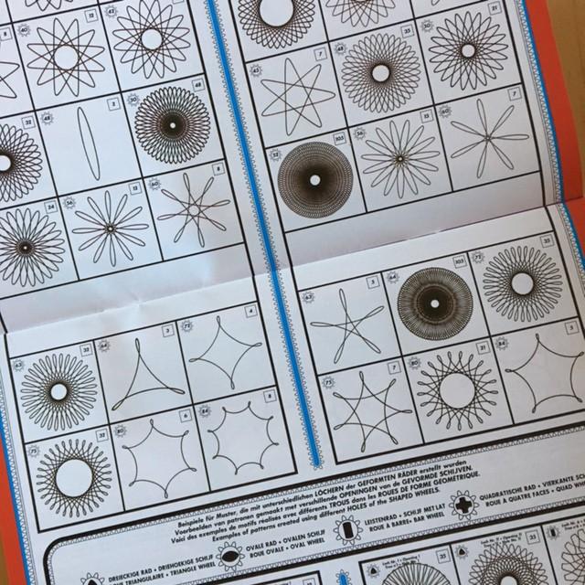 spirograph-voorbeelden