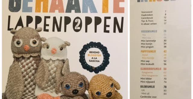 Gehaakte Lappenpoppen 2 Recensie Trotsemoeders Magazine Voor