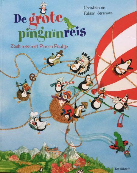 De Grote Pinguinreis Recensie Trotsemoeders Magazine Voor