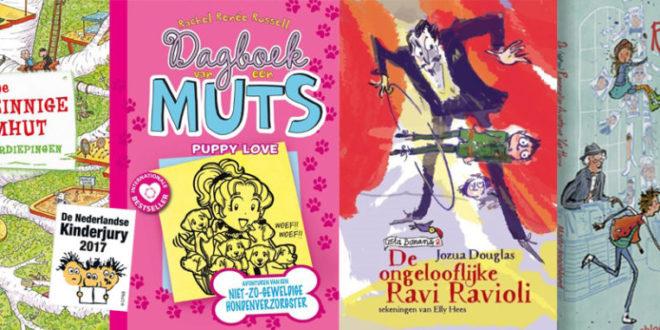 Deze kinderboeken hebben de prijzen van de Nederlandse Kinderjury 2017 gewonnen - TrotseMoeders ...