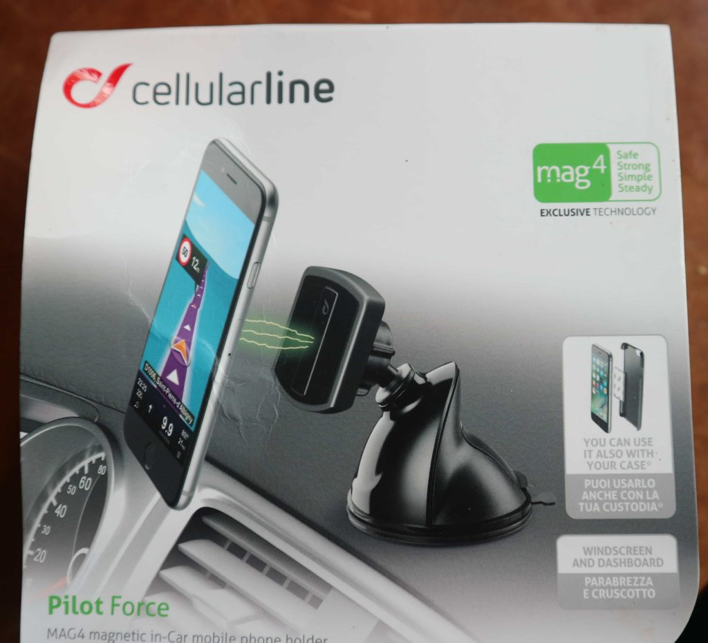 Cellularline Mag4 Pilot Force verpakking