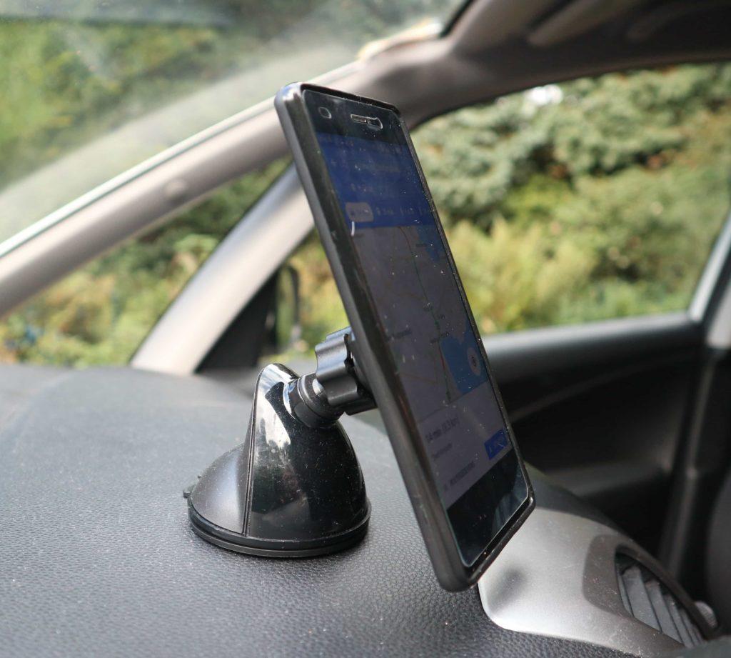 Cellularline Mag4 Pilot Force zuignaphouder Mag4 magnetisch smartphone