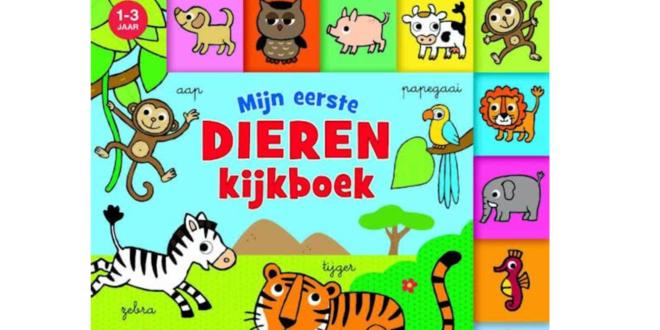 Mijn Eerste Dieren Kijkboek Recensie Trotsemoeders