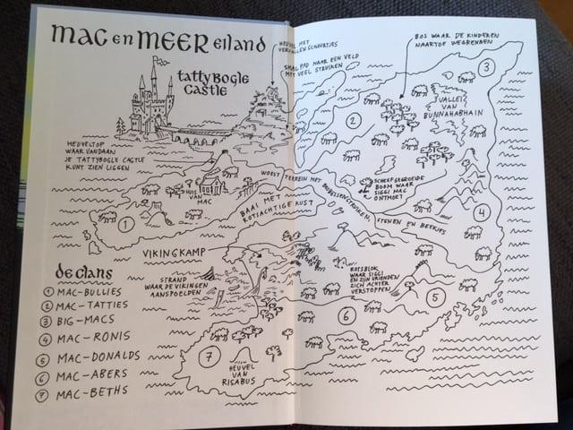 De steen van Eileen – Siggi & de Vikingen deel 2 [recensie]