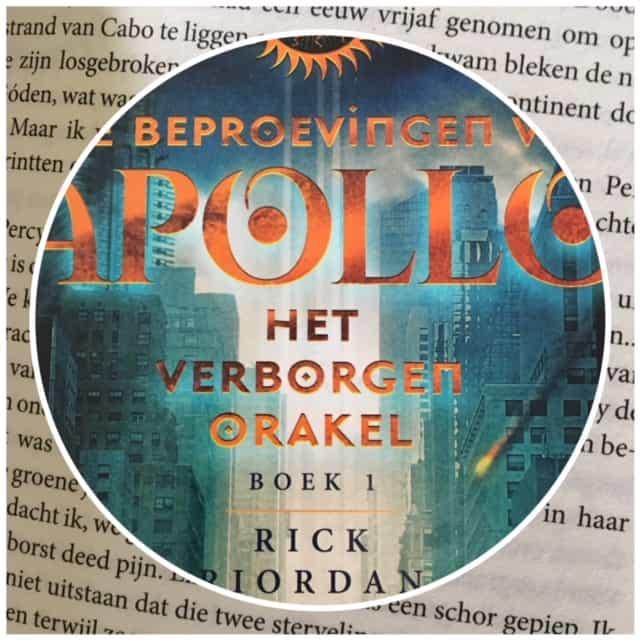 Het verborgen orakel – De beproevingen van Apollo (deel 1) [recensie]