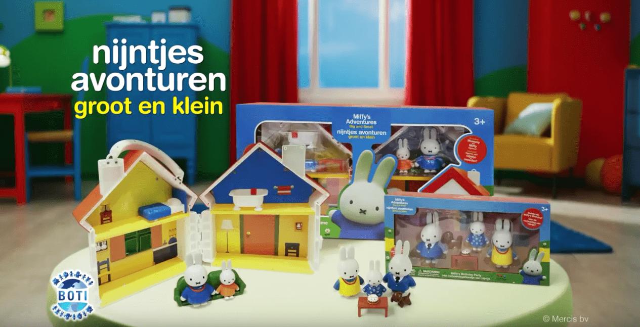 Wonderlijk Nijntje Huis Speelgoed – Visiebinnenstadmaastricht IQ-84