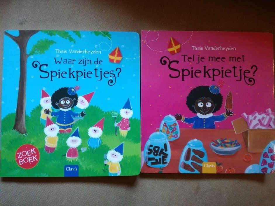Spiekpietjes Nieuwe Boekjes Met De Spiekpietjes Om Te Tellen En Te