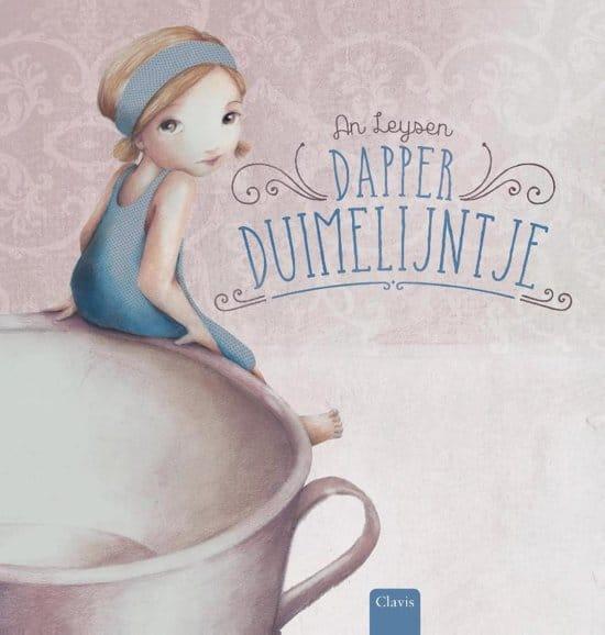 Dapper Duimelijntje, nieuw boek van An Leysen, uitgever Clavis