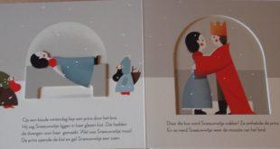 Sneeuwwitje, van Xavier Deneux, uitgebracht door oogappel
