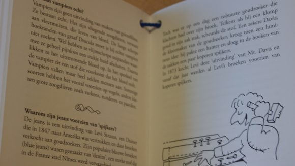 Slim op het toilet de leukste weetjes voor het kleinste kamertje, door Ton Tyberg, uitgebracht door Deltas