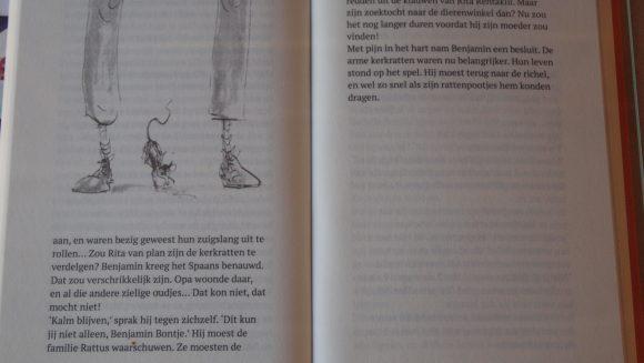 Het wilde leven van Benjamin Bontje, van Barbara Jurgens, uitgebracht door moon