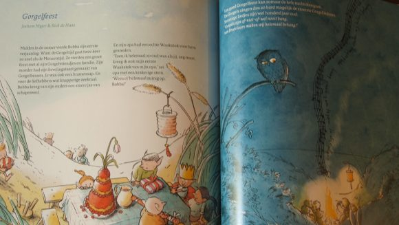 naar bed naar bed zei duimelot, van diverse auteurs, uitgebracht door wpg kindermedia