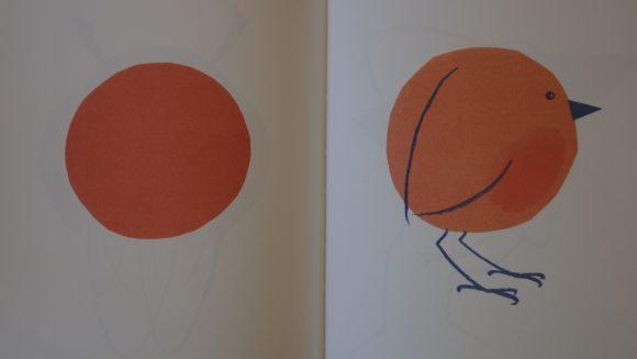 Blokje om, van Judith Vanistendael, uitgebracht door Querido Kinderboeken