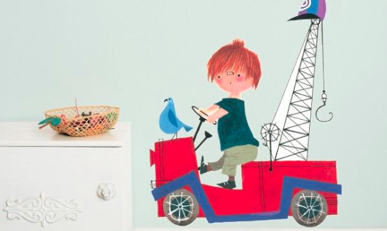 Behang Stickers Kinderkamer.Hoe Maak Je Een Babykamer In Een Fiep Westendorp Thema