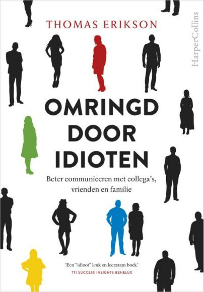 TM Omringd door idioten Thomas Erikson