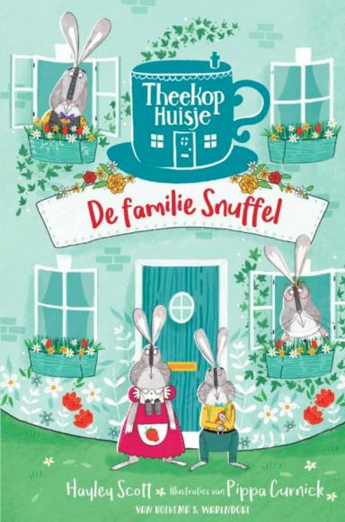 TM Theekop Huisje - Familie Snuffel