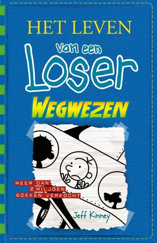 leven van loser wegwezen omslag
