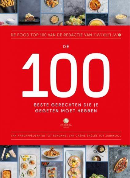 De 100 beste gerechten Favorlaw omslag