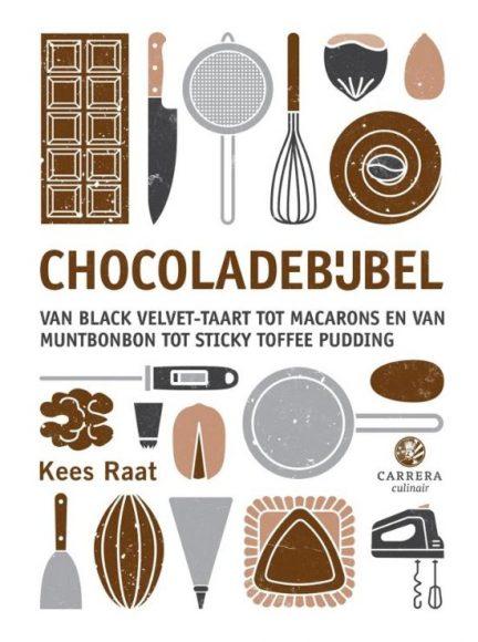 chocoladebijbel Kees Raat omslag