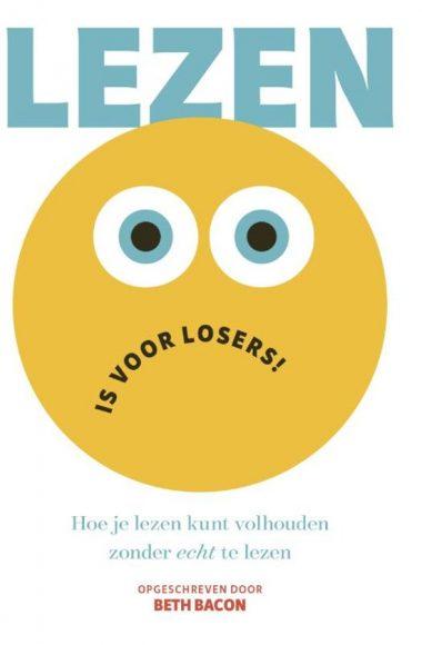 lezen is voor losers omslag