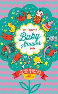 Babyshowerboek
