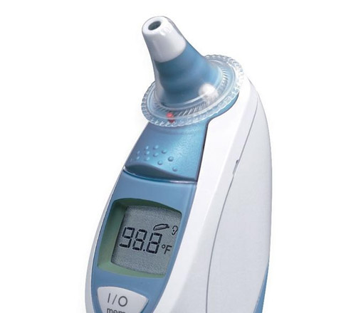 Braun thermoscan IRT 4520