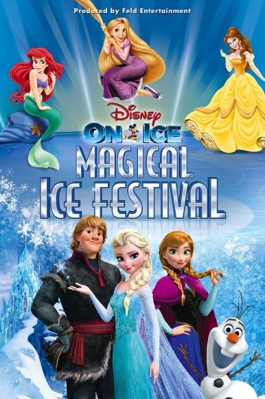 Disney On Ice campagnebeeld