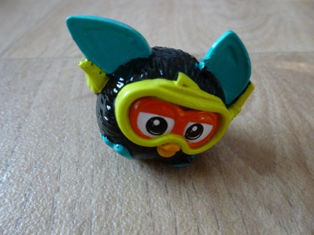 Furby Boom Egg Hunt To...