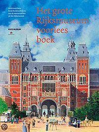 Het grote Rijksmuseum voorleesboek - cover
