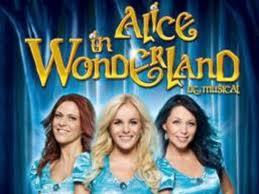 K3 alice in wonderland inzoom