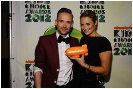 Winnaars Kids Choice Awards 2012