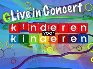 Kinderen voor kinderen live in concert